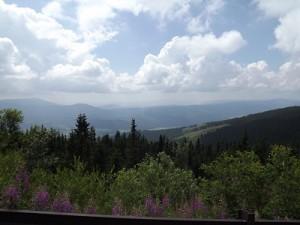Király-hegyi kilátás