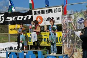 Zsófi is jól szerepelt első felnőtt versenyén