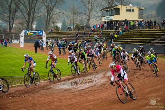 Az év kiemelt eseménye nálunk a cyclocross verseny (Fotó: Vanik Zoltán)