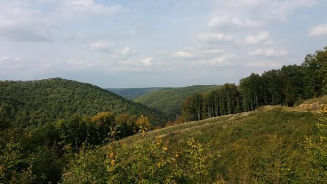 Két keréken az őszi Ó-Bükkben kerékpáros túra